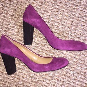 Ann Taylor heels pumps